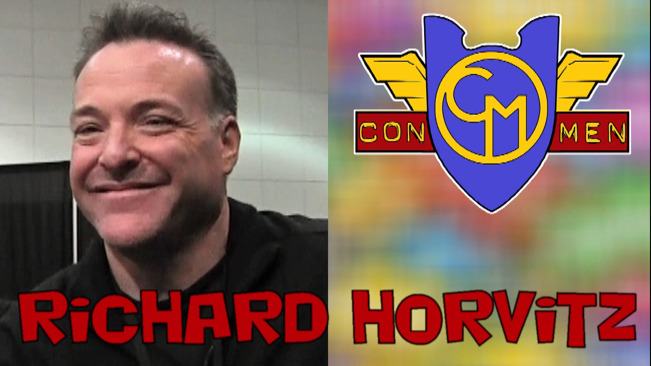 Con Men Interviews: Richard Horvitz - Voice of Invader Zim & Alpha 5