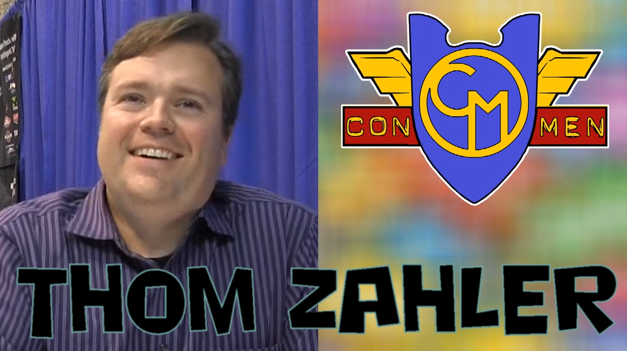 Con Men Interviews: Thom Zahler - Creator of Love and Capes