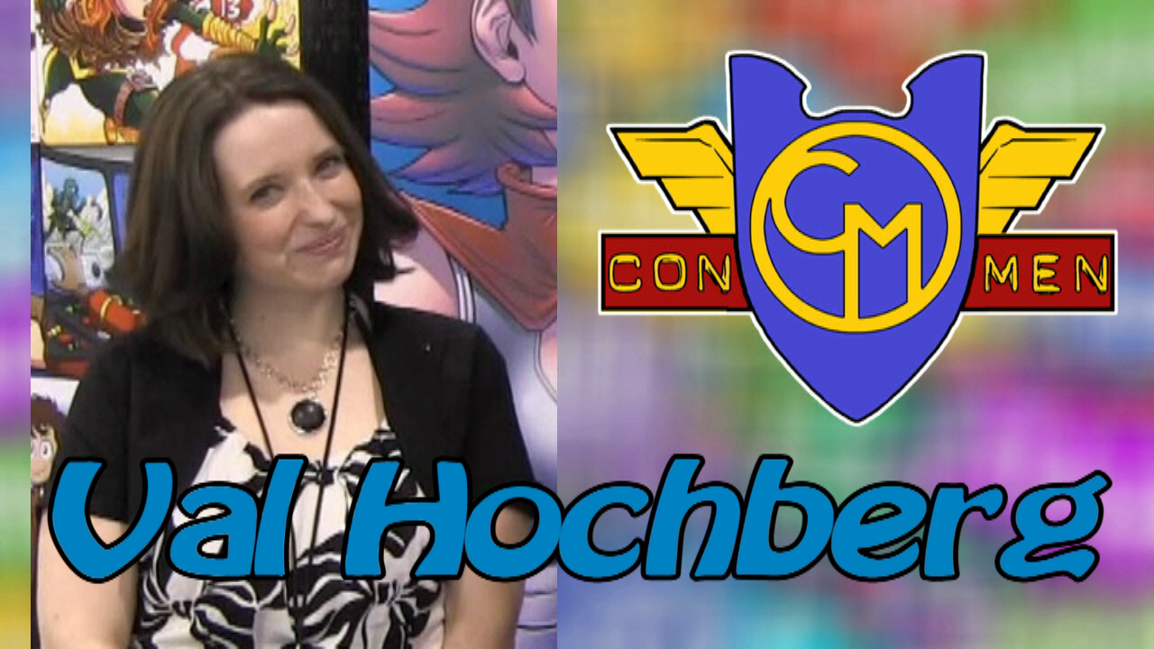 Con Men Interviews: Val Hochberg - Creator of Mystery Babylon