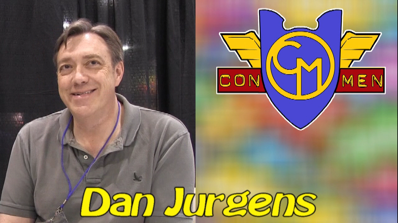 Con Men Interviews: Dan Jurgens on Booster Gold