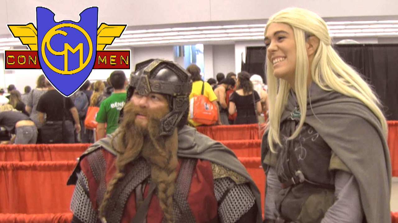 Con Men's Cos We Love It: Montreal Comiccon 2013 - Part 2