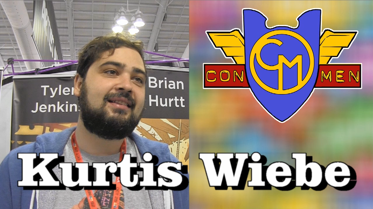 Con Men Interviews: Kurtis Wiebe - Writer of Peter Panzerfaust & Rat Queens