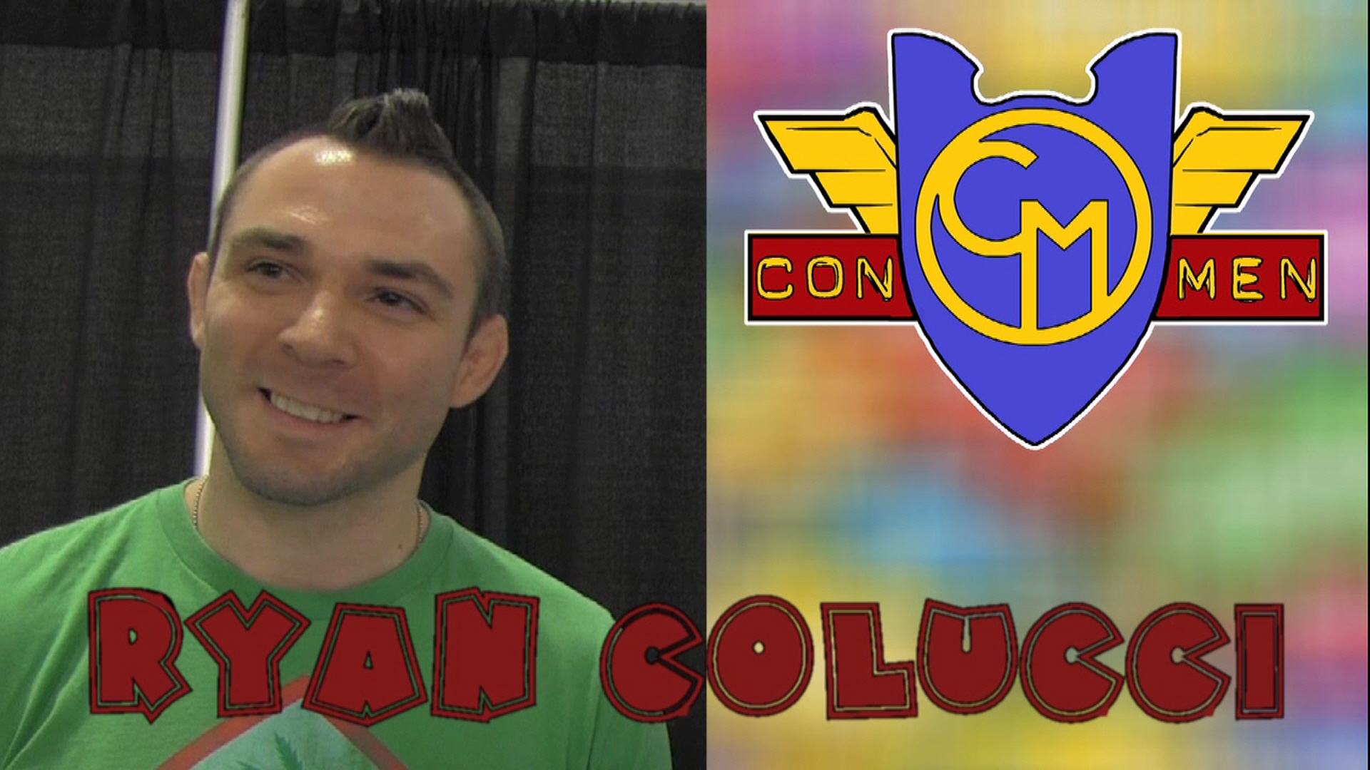Con Men Interviews: Ryan Colucci & Zsombor Huszka - Creators of R.E.M.